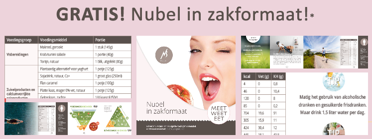Nubel in Zakformaat